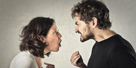 Common Fights Couples Have