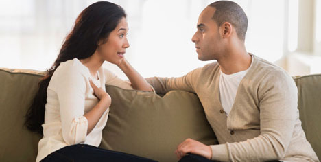 Relationship Conflict and Triangulation